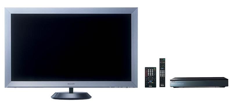 Sony's KDL-40ZX1, a 40-inch LCD HDTV Only 9.9mm Thin
