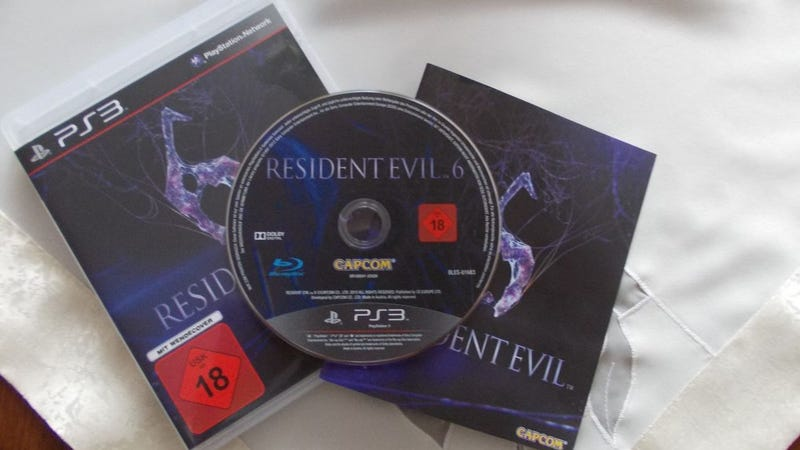 It Looks Like People In Poland Are Playing Resident Evil 6 Very, Very Early