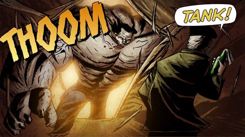 Left 4 Dead's 'The Sacrifice' Comic Series Goes Live