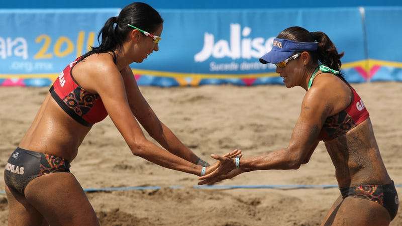 What Does The New Beach Volleyball Dress Code Have To Do With Sharia Law?