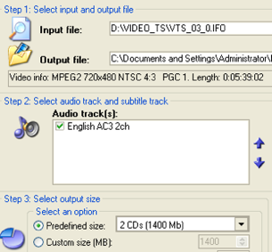 AutoGK Rips DVDs to DivX and Xvid Formats