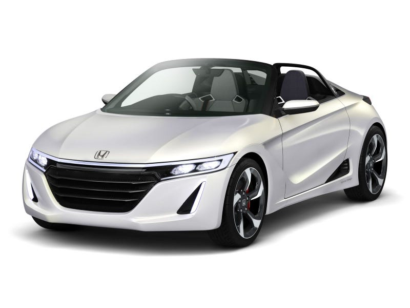 Honda Announces Models To Be Shown At 43rd Tokyo Motor Show 2013
