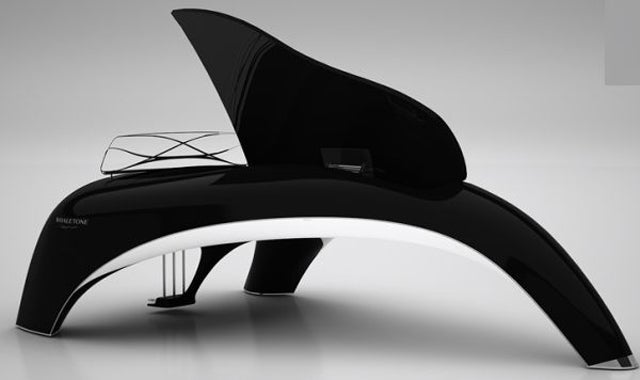 The Whaletone Piano Does Not Eat Krill or Plankton