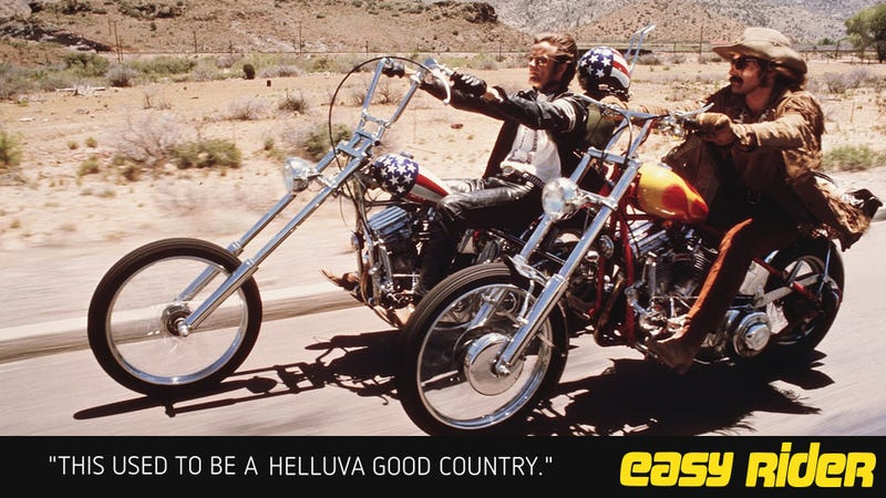 Find the Real America on this 'Easy Rider' Road Trip