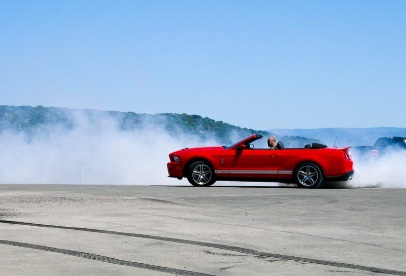 2010 Shelby GT500: Why The Convertible Sucks