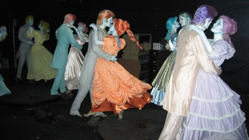 Behind the Scenes at the World's Most Famous Haunted House