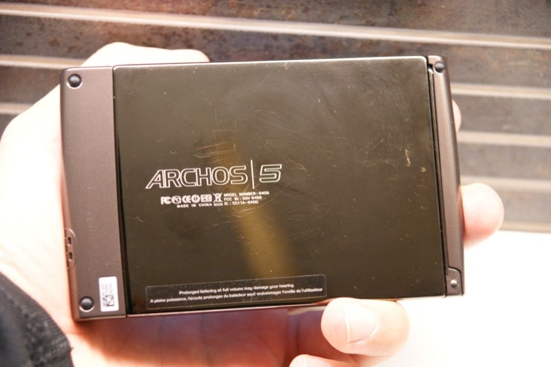 Archos 5 Lightning Review