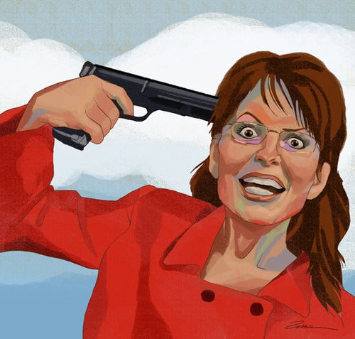 Sarah Palin Continues To Come Unhinged