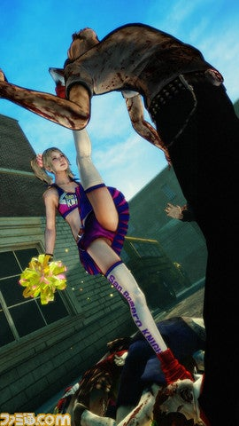 This Is What a Zombie-Killing Cheerleader Looks Like
