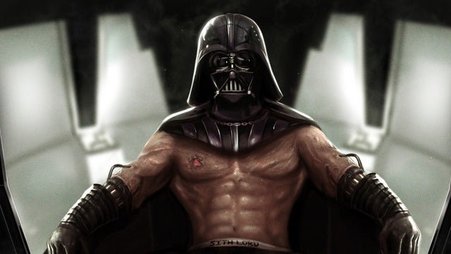 """Naked Darth Vader"" is the most bizarre science press release we've ever seen"