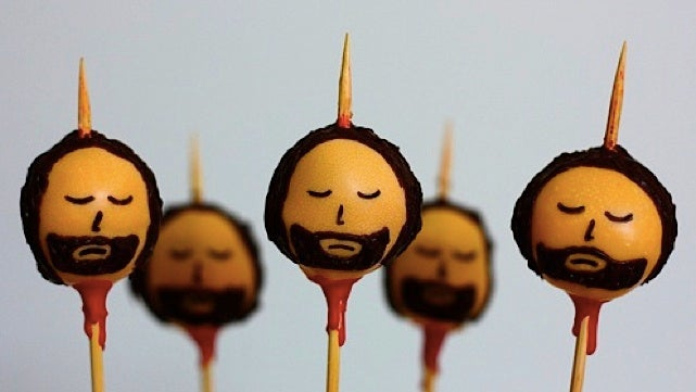 How to make decapitated Ned Stark dessert pops