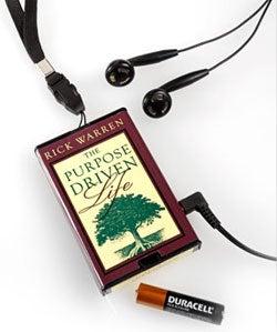 PlayAway Books: The Pre-loaded Digital Audio Book