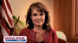 Sarah Palin Interviews Guy Who Calls the President 'Nigger Hitler'
