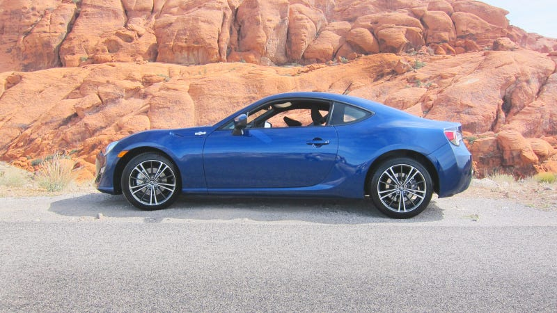 Scion FR-S Gallery