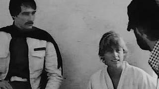 Rare Behind-the-Scenes Footage of <i>Star Wars: Episode IV</i>