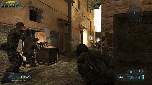 SOCOM: Confrontation Will Make You Love PSN