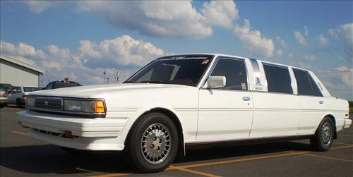 1987 Cressida Limo for a Budget-Stretching $10,995