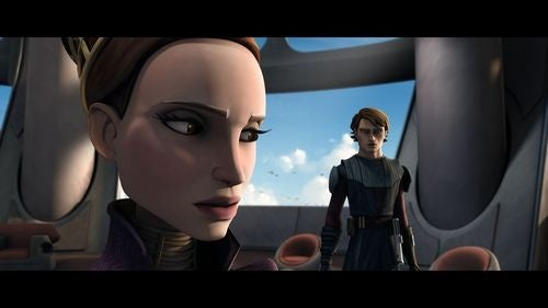 "Clone Wars ""Senate Spy"""
