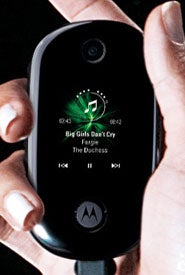 Motorola Expands ROKR Music Phone Line with PEBL U9