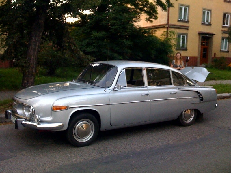 Tatra 603, Ford Galaxie 500 Down On The Czech Street