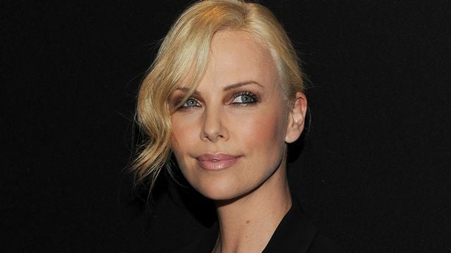 Charlize Theron Dodges The John Galliano Question