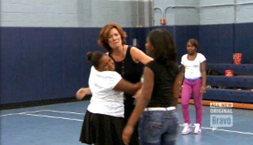Countess LuAnn Tells 10-Year-Old Girl To Lose Weight