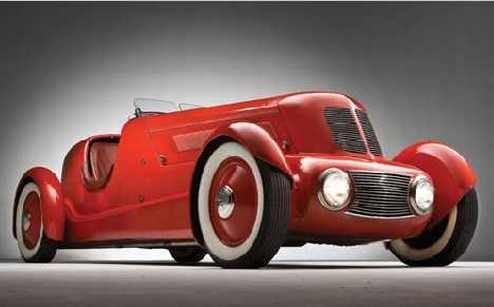 1934 Ford Model 40 Speedster Sells for $1.76 Million