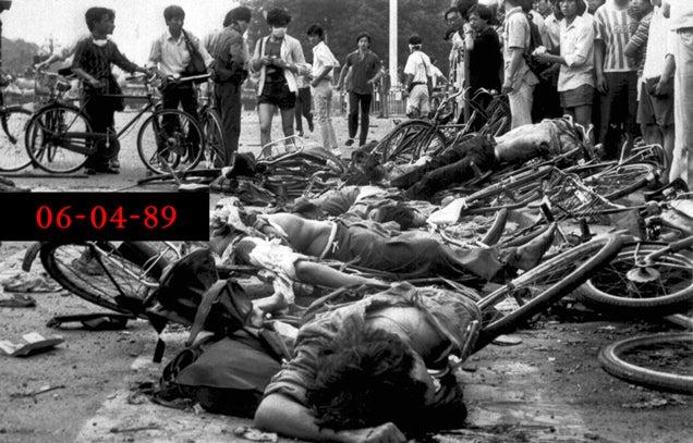 Twenty-Five Years Later, It Is Always June 4, 1989