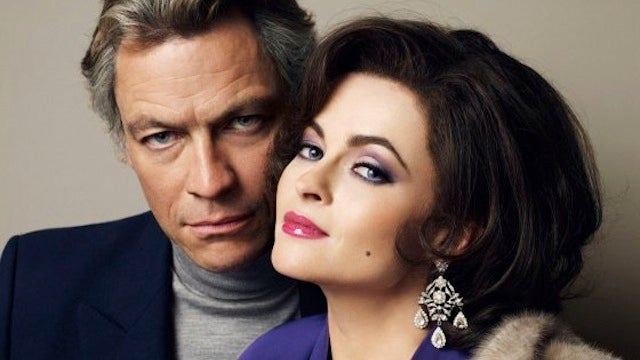 Helena Bonham Carter is the Elizabeth Taylor You Knew You Wanted