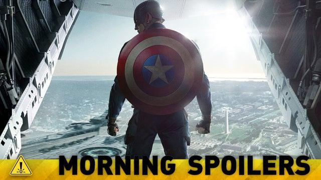 Is Robert Redford hiding a huge, insane secret in Captain America 2?