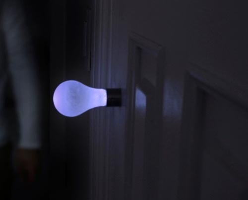 Light Bulb Door Handle Is Pretty Much the Worst Concept Ever