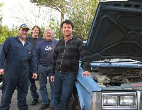 The Die Is Cast: Work Begins On 24 Hours of LeMons Car!