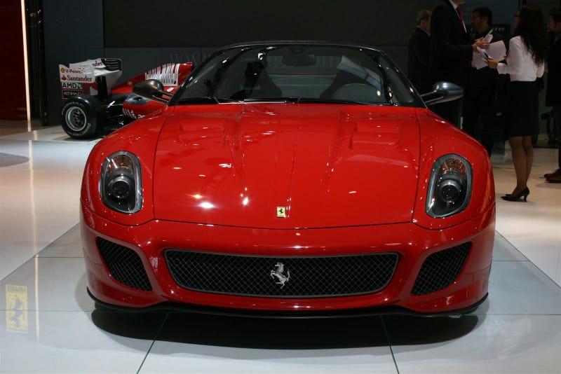 Ferrari 599 GTO Image Dump