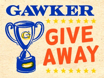 Gawker Giveaway: Floating in Space (Updated)
