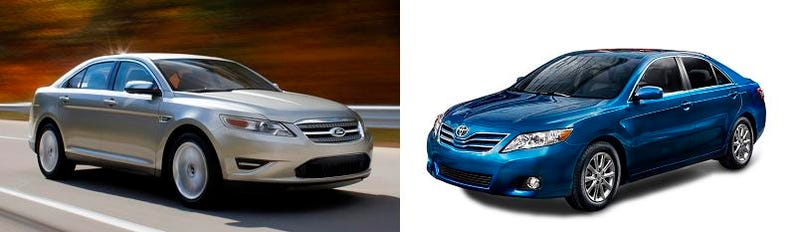 Mini-QOTD: What's Your Favorite Family Sedan?
