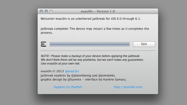 iOS 6.1 Jailbreak Is Now Available