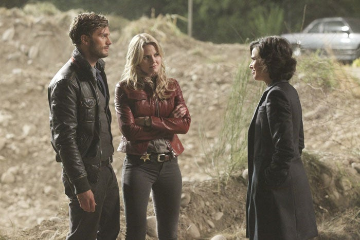"""Once Upon a Time Episode 5 """"That Still Small Voice"""""""
