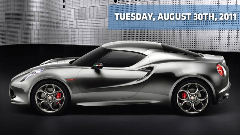 August car sales up in the air, Cadillac's new lineup, and Porsche's Ferrari-fighting flat-eight