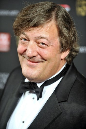 Ladies, Stephen Fry Knows You Like Sex. Really.