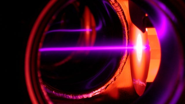 Powerful next generation lasers get us one step closer to creating virtual particles