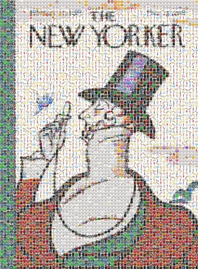 Here's a New Yorker Cover Made With Nothing But Emoji