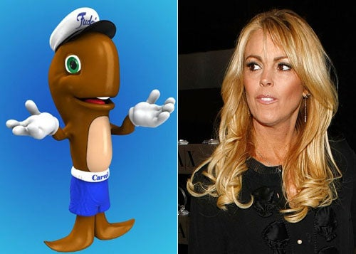 Dina Lohan's New Enemy: A Whale Named 'Fudgie'