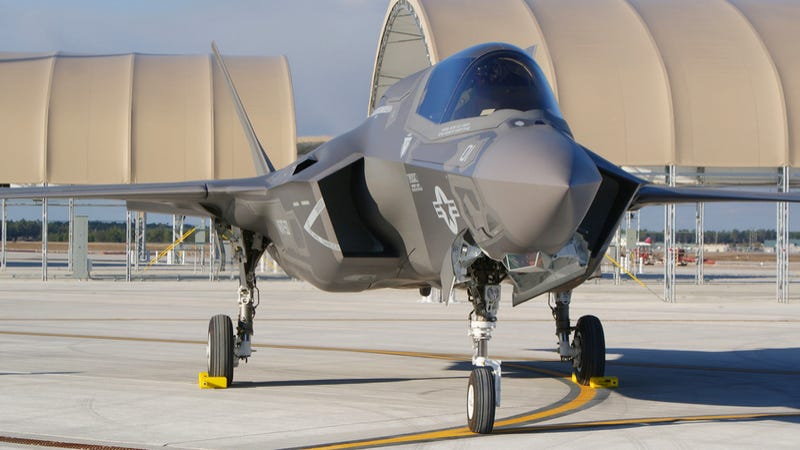 How A Flight Sim Taught Me To Fly And Kill With The F-35 Lightning II