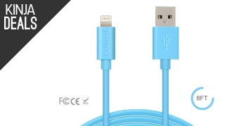 This Double-Length Lightning Cable is Only $7
