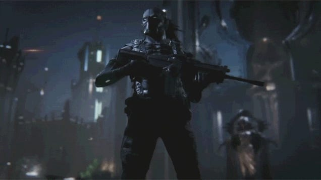 Watch Nvidia's New Tegra K1 Demo for Unreal Engine 4