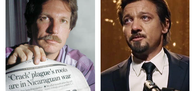 Jeremy Renner's Goatee Is an Insult to This Dead Journalist's Legacy