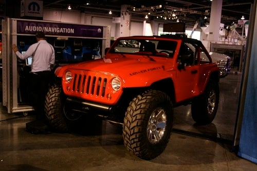 Jeep Lower Forty Gallery