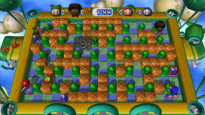 Bomberman Ultra Doesn't Beef Things Up