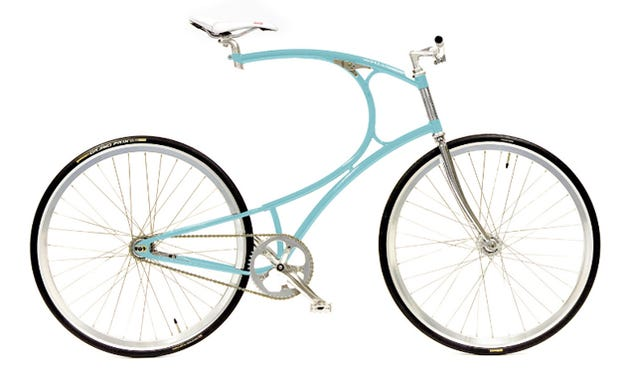 The Perfect Dutch Bike For Those Who Don't Eat Too Much Edam Cheese