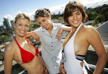 Fattie Aussie Models Ruin Oz Fashion Week, Kicked Out of Oz Vogue